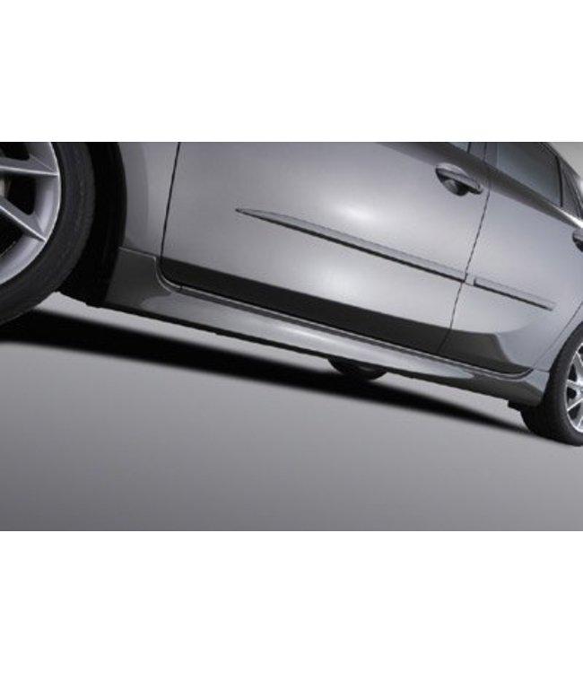 Mazda 3 Seitenschwellersatz original BL bis 04.2013