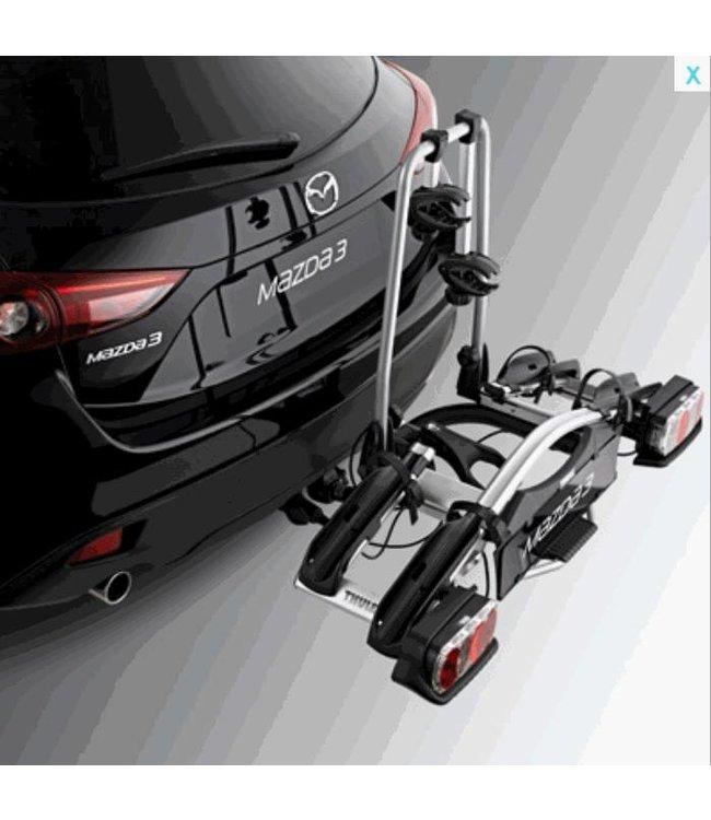 mazda cx 5 fahrradtr ger thule auto bild idee. Black Bedroom Furniture Sets. Home Design Ideas