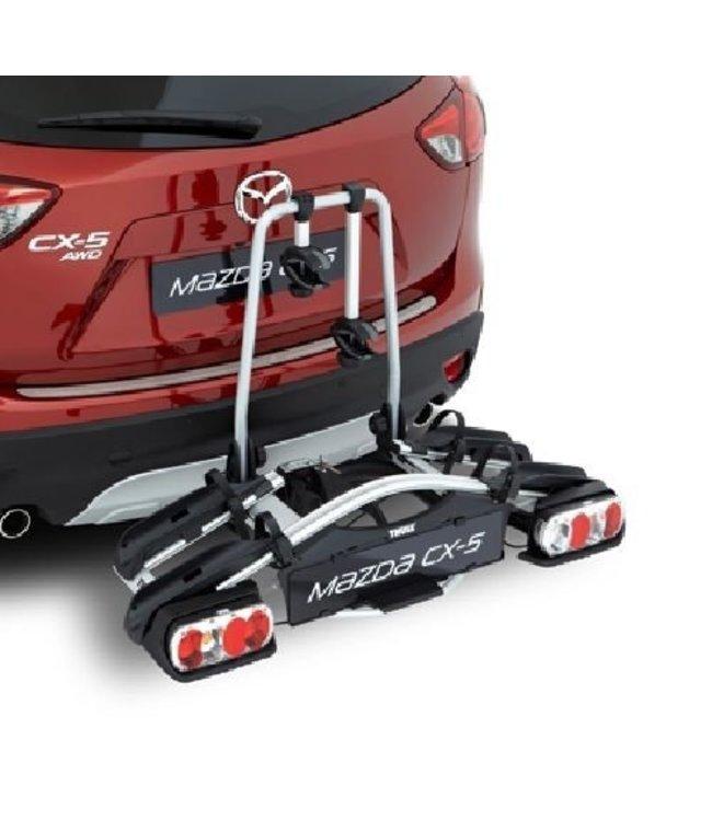 Mazda CX-5 Thule Euro Way G2 920 Fahrradträger Anhängerkupplung