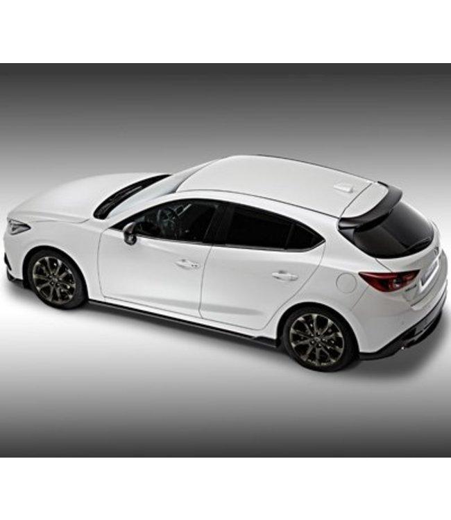 Mazda 3 Heckspoiler original ab 2013 Typ BM/BL 5-Türer