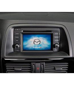 Mazda CX-5 Navigationssystem