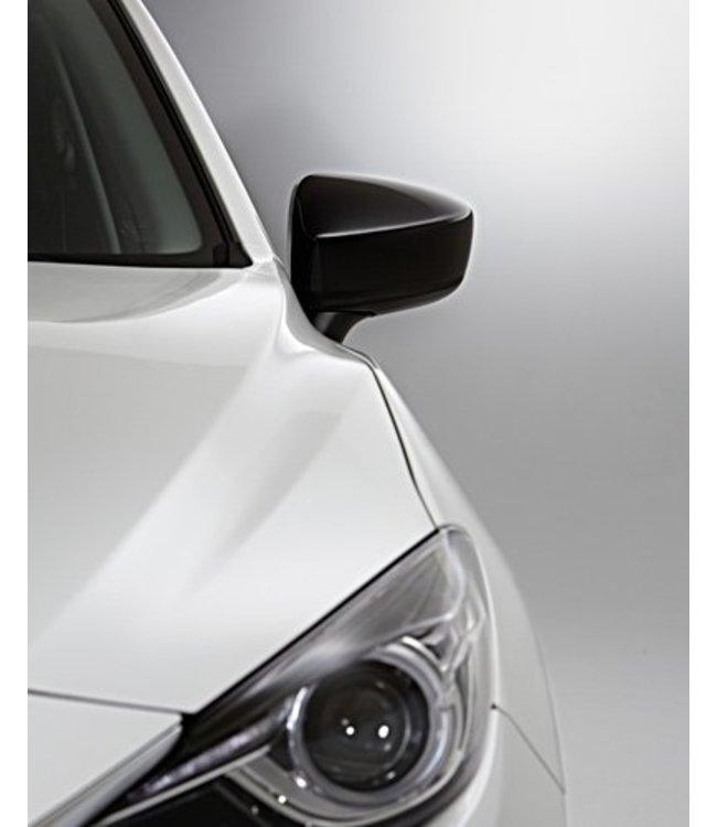 Mazda 3 Außenspiegelverkleidung schw. lackiert original ab 2013 Typ BM/BL