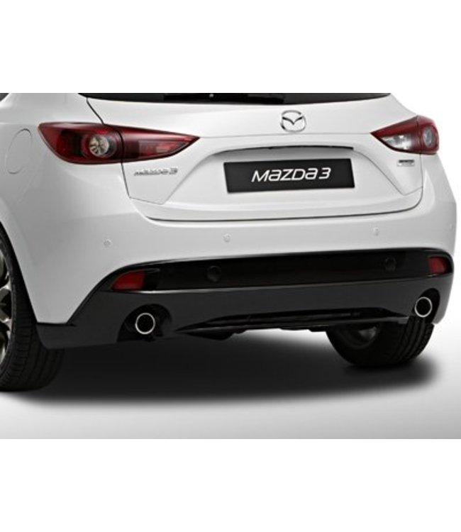 Mazda 3 Heckschürze original ab 2013 Typ BM/BL 5-Türer