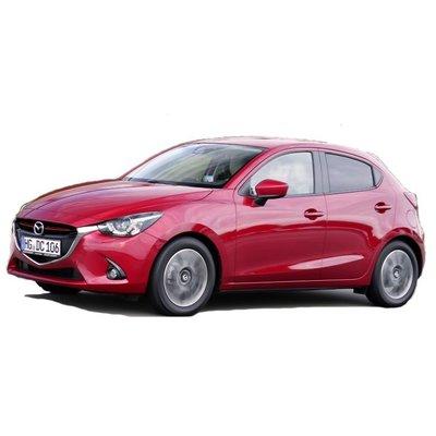 Mazda 2 ab 02.2015 Typ DJ