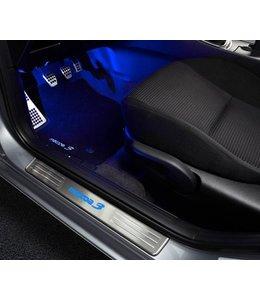 Mazda 3 BL Begrüßungsbeleuchtung Ambientebeleuchtung original ab 2009 - 2013