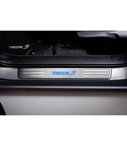 Mazda 3 BL Einstiegsblendensatz original ab 2009