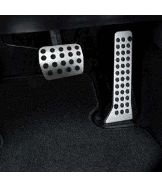 Mazda CX-5 KE bis 2017 Upgrade Automatik Alu Brems- + Gaspedal original nur für Automatikgetriebe