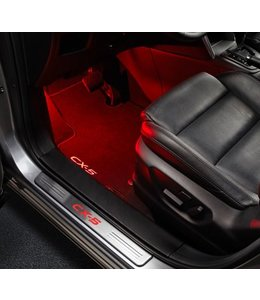 Mazda CX-5 KE Upgrade Begrüßungsbeleuchtung original