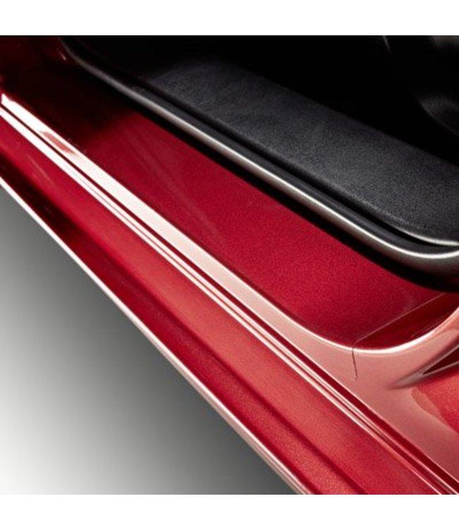 Mazda CX-3 Einstiegsleistenschutzfolie transparent original