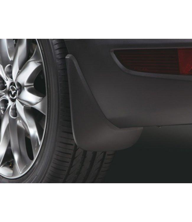 Mazda CX-3 Schmutzfängersatz für hinten