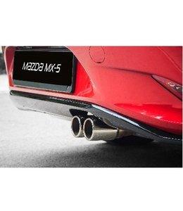Mazda MX5 ND NEU Benziner Sportauspuff Bastuck original
