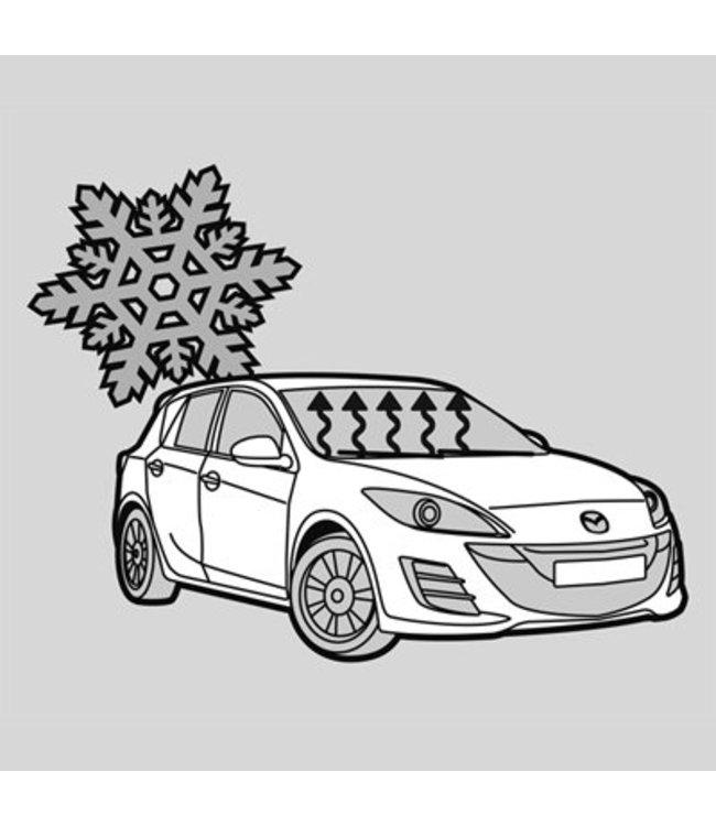 Mazda CX-5 KE bis 2017 Upgrade Webasto Einbausatz für Standheizung für Dieselmotoren
