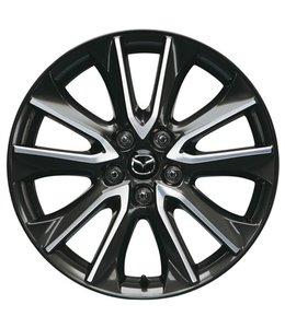 Mazda CX-3 Alufelgen Diamantschliff Design 157 original