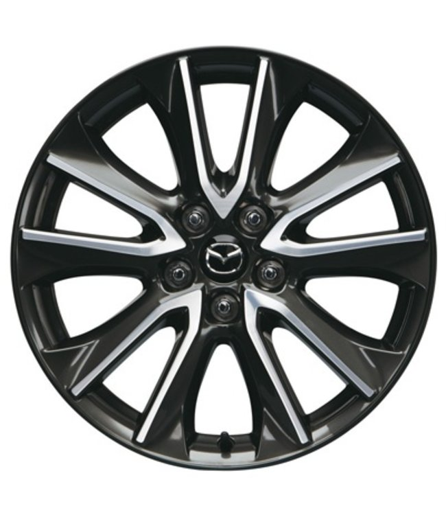 Mazda CX-3 Alufelgen Diamantschliff Design 157