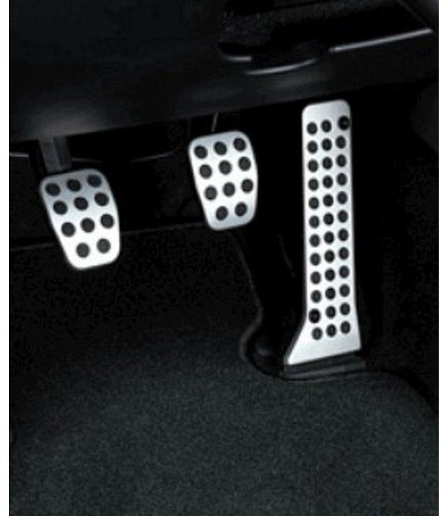 Mazda MX-5 ND Alu Sportpedalsatz Pedalsatz 3-teilig original