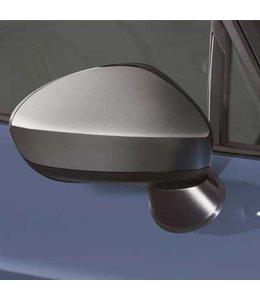 Mazda MX-5 Außenspiegelkappen Farbe ist Silber glänzend original