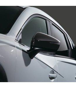 Mazda CX-3 Außenspiegelkappen schwarz oder silber lackiert original
