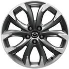 Mazda CX-5 19 Zoll Alufelgen Design 155 original Satz 4 Stück nur für Facelift