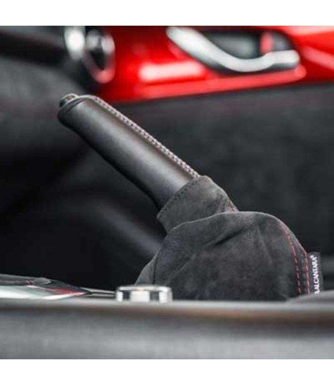 Mazda MX-5 ND Handbremshebelmanschette aus Alcantara original