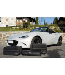 Mazda MX-5 ND Roadsterbag Reisekoffer 3 Formstabile Koffer
