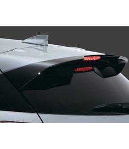 Mazda CX-3 Heckspoiler schwarz lackiert original