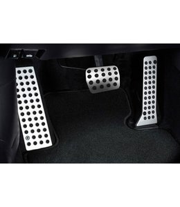 Mazda 6 Automatik Alu Pedalsatz 3-teilig original nur für Automatikgetriebe