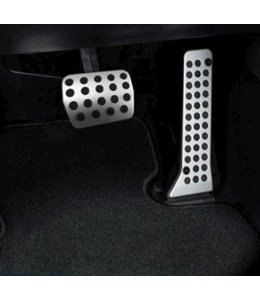 Mazda 6 Automatik Alu Pedalsatz 2-teilig original nur für Automatikgetriebe
