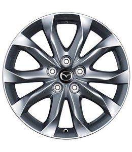 Mazda CX-3 Alufelgen Design 152 silber 7,0J x 18 original