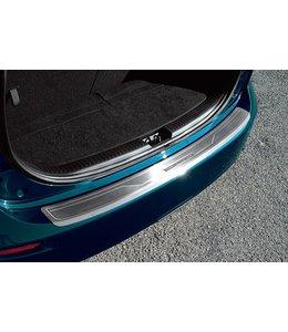 Mazda 5 CR Trittschutzleiste Edelstahl original