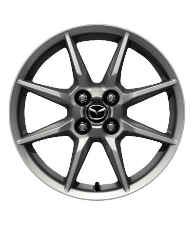 Mazda MX-5 Leichtmetallfelge 6,5J x 16 Design 158 silber oder 158A titan