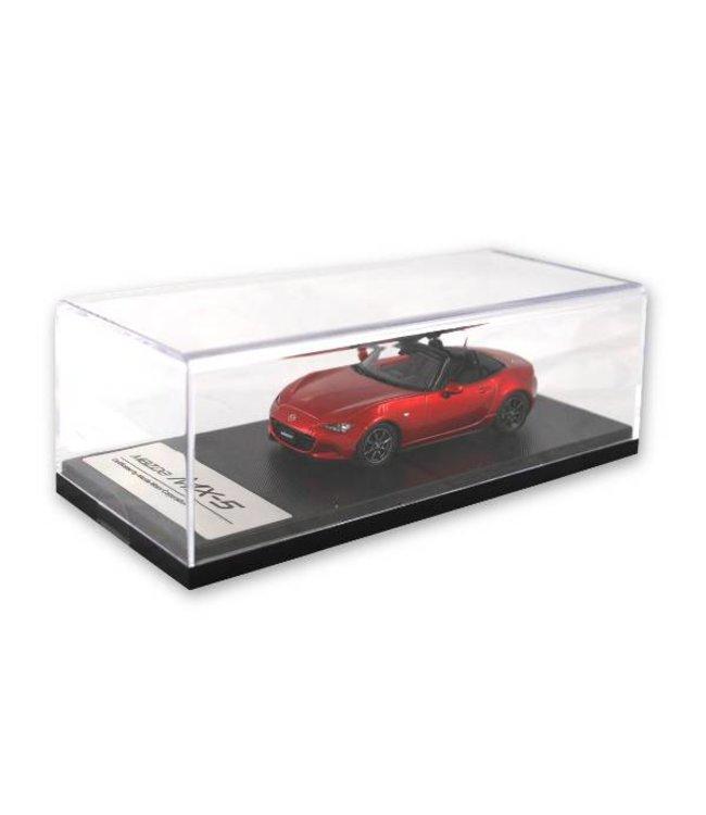 Mazda MX-5 ND Modellauto Maßstab: ca. 1:40 rot metallic