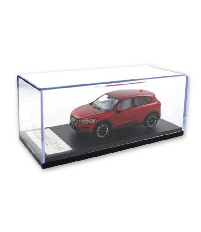 Mazda CX-5 KE bis 2017 Modellauto Maßstab: ca. 1:40 rot metallic