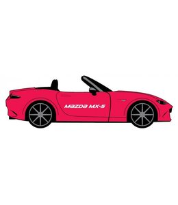 Mazda 3D USB Stick Mazda MX-5 4GB / 8GB original Mazda