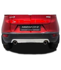 Mazda CX-3 Unterfahrschutz hinten original