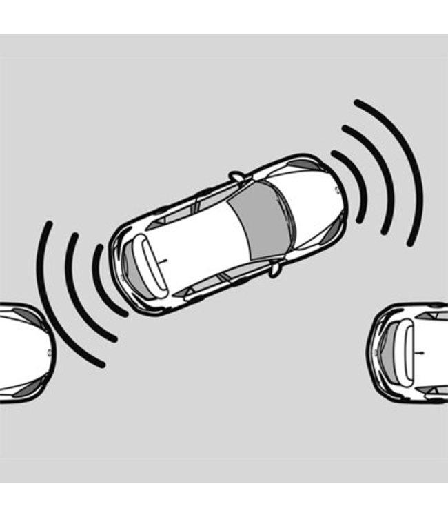 Mazda CX-3 Einparkhilfe vorne oder hinten original