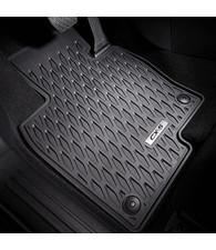 Mazda CX-5 KF ab 2017 Gummimatten Gummi Fußmattensatz original