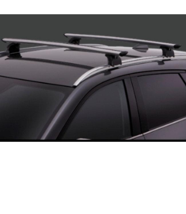Mazda CX-5 KF ab 2017 Dachträger Lastenträger Querträger original für Dachreling