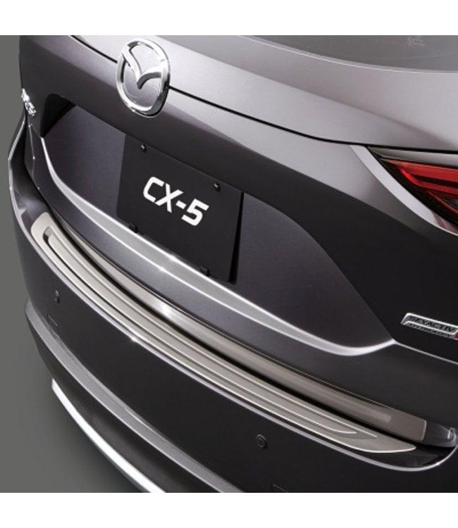 Mazda CX-5 KE ab 2017 Trittschutzleiste Edelstahl original