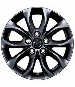 Mazda CX-3 Alufelgen Design 62A titangrau 6,5J x 16 original