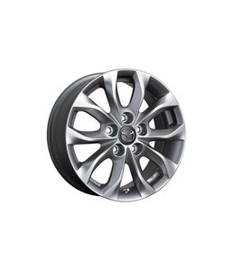 Mazda 3 Alufelgen Design 62 silber 6,5J x 16 original BN BM ab 10/2013