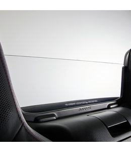 Mazda MX-5 ND Windschott transparent Polycarbonat original