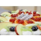 Huissense taart (Vruchtenvlaai citroen bavaroise)