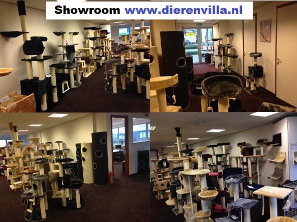 Krabpalen Showroom