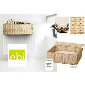 EBI Radiator Bed Cloud Nine Beige