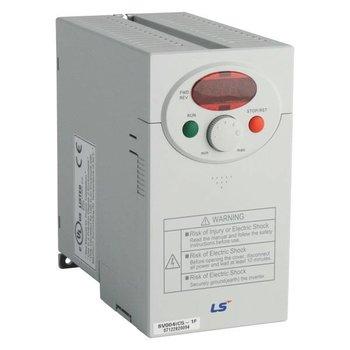 LSIS SV008iC5-1F 0.75kW Frequenzumrichter mit EMV Filter