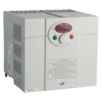 LSIS SV015iC5-1F 1.5kW Frequenzumrichter mit EMV Filter