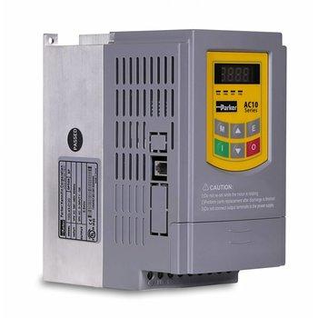 Parker AC10G-42-0065-BF 2.2kW Frequenzumrichter, EMV Filter