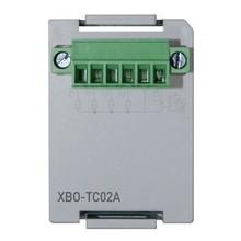 LSIS XBO-TC02A Optionsmodul Thermoelement-Sensor (Typ K/J) für XEC