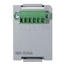 LSIS XBO-DC04A Optionsmodul 4 dig. Eingänge 24VDC für XEC