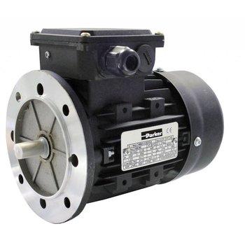 Parker MR-4P00037-10-B0T01-0000 0.37kW Asynchronmotor mit Fussmontage